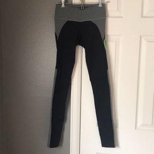 pure barre workout pants